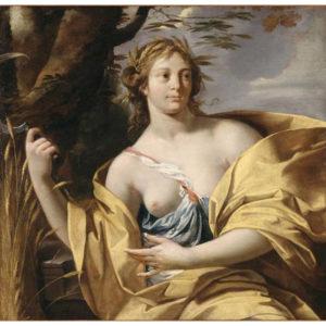 8.ギリシャ神話豊穣の女神 デーメーテール