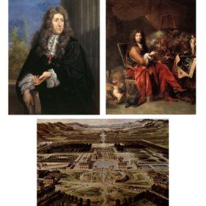 9.ヴェルサイユ宮殿の装飾