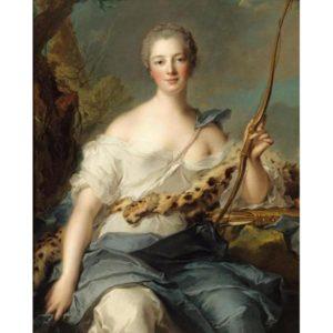 1.ポンパドゥール公爵夫人(1721-1764)