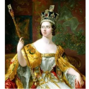 1.ヴィクトリア女王(享年81)