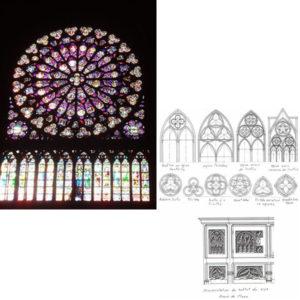 17.トレサリーとバラ窓