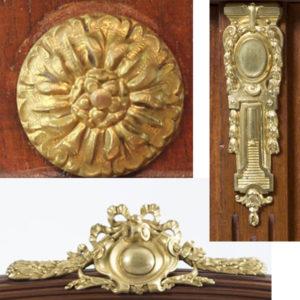 8.ルイ16世様式のモチーフ-ロゼット、オーバル