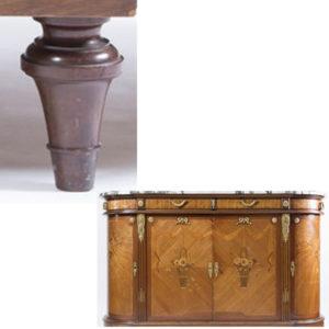 9.ルイ16世様式のモチーフ-トゥピ・サボ