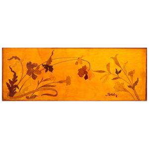 2.花鳥風月の象嵌細工