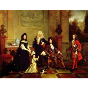 11.ベルギー貴族の貴婦人たち【ブリュッセルのマルニ館】
