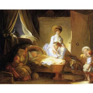 12.ベルギー貴族の貴婦人たち