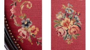 8.貴族趣味のプチポワン刺繍