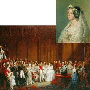 5.ヴィクトリア女王の結婚式
