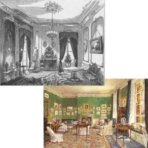 7.ヴィクトリアン室内装飾