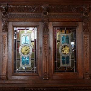 3.オリジナルのステンドグラス