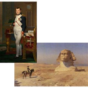9.アンピール様式と二人の皇帝―ナポレオン1世
