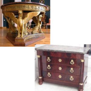 12.アンピール様式と家具の歴史