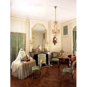 6.ポンパドゥール夫人の居室