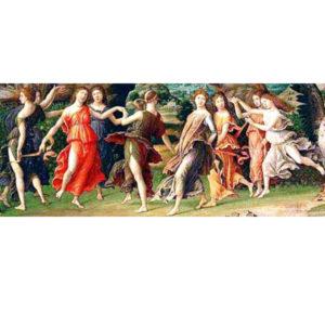 4.芸術を司る9人の女神
