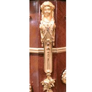 5.神聖な「女神」オルモル細工