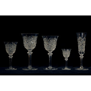 5.フルオーダーによる5種類グラス