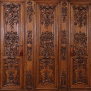 1.古典建築の象徴・柱