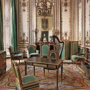 4.「黄金の間」ベルサイユ宮殿