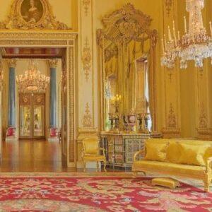 6.金箔家具-宮廷家具の必需品-