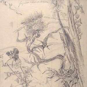 4.植物学者エミール・ガレ