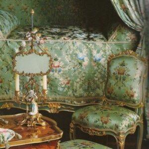 5.ポンパドゥール侯爵夫人の私室