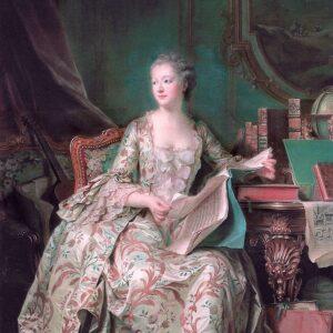 4.ポンパドゥール侯爵夫人